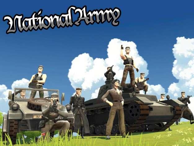 Nacionālisti Autors: planeta Battlefield Heroes