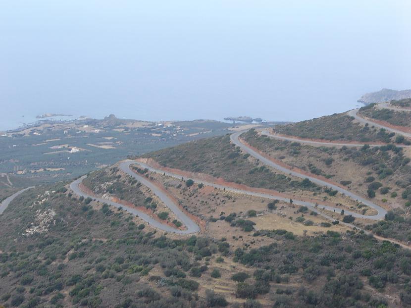 Līku loči kalnos Autors: aikara Pārsteidzošie ceļi 2