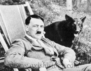 Hitlers necieta kaķus Tik... Autors: Vampire Lord Kāds bija Hitlers