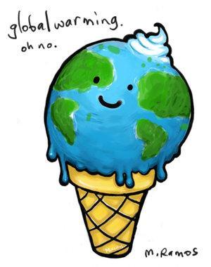 Autors: pofig Pierādījums globālajai sasilšanai