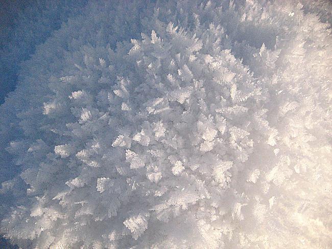 Viss lielākās sniegpārslas ir... Autors: Fosilija Fakti Par Pasauli