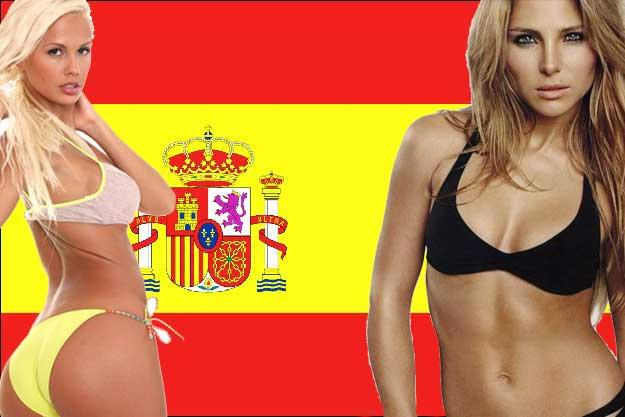 10 Spānija Spāņu sievietes... Autors: burnenergy Pasaules skaistākās valstis:vērtējot sievietes.
