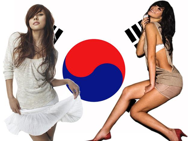 2Dienvidkoreja Āzijā netrūkst... Autors: burnenergy Pasaules skaistākās valstis:vērtējot sievietes.