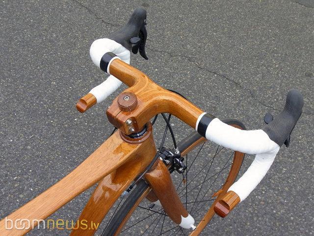 Autors: LVmonstrs Koka velosipēds