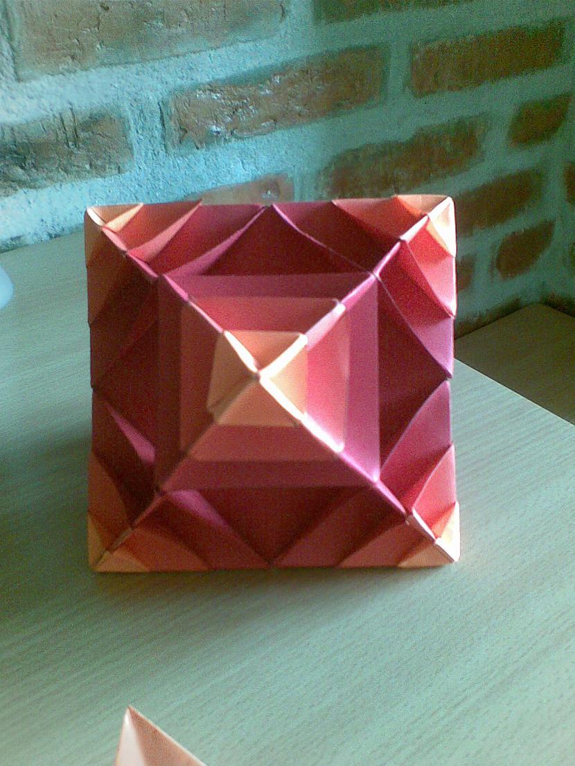 2 Origami ir pacietības... Autors: spanders Origami...