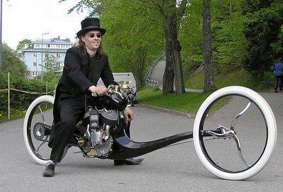 Autors: FOXERISs Jocīgie motocikli