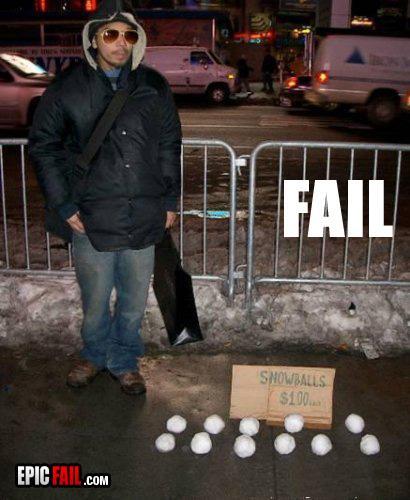 Autors: DUBLISS Fail is back