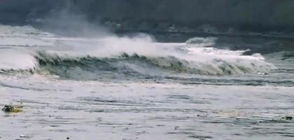 Japānas cunami vilnis skāra... Autors: Ksen4a123 Vulkāna izvirdums Īslandē un notikumi pasaulē..