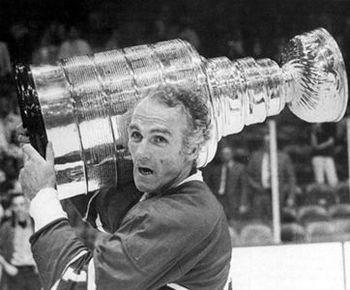 Henri Richard ir izcīnijis... Autors: member berrie NHL: Playoff fakti
