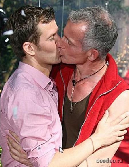 Brian Paddick  partneris Autors: Boni ~Slavenību skūpsti~