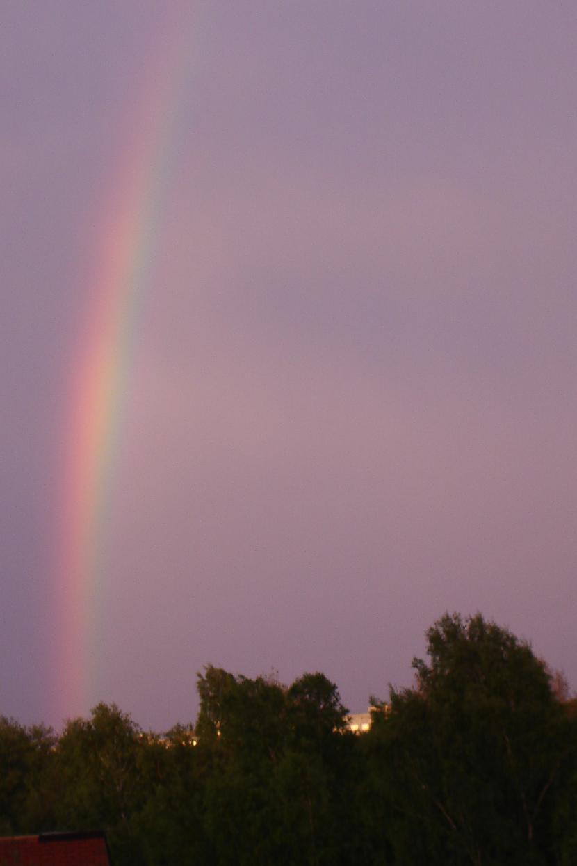 Autors: pofig Šogad pirmā varavīksne.