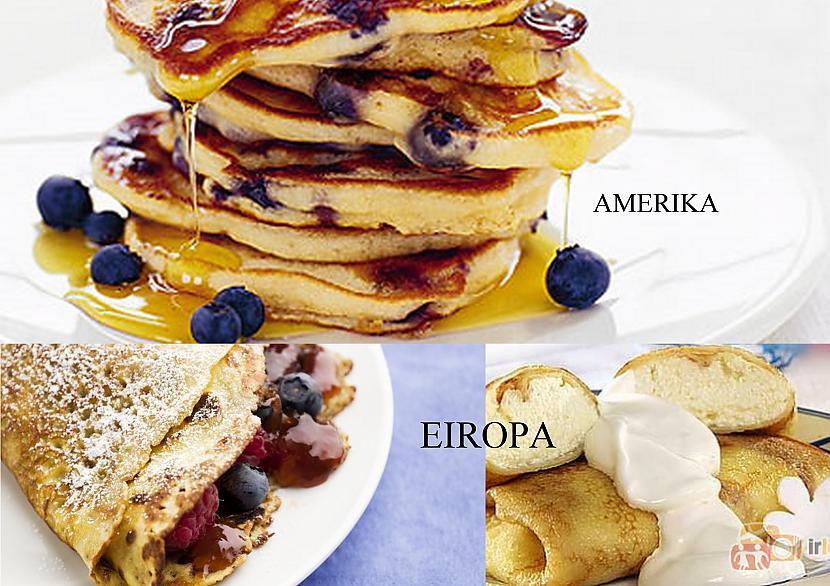 nbspVarbūt pankūkas viņiem tur... Autors: GuessWho Amerika vs Eiropa #2