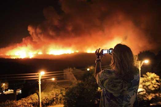 Decembra sākumā Izraēlu... Autors: zjozefiine Dabas katastrofas gada laikā!