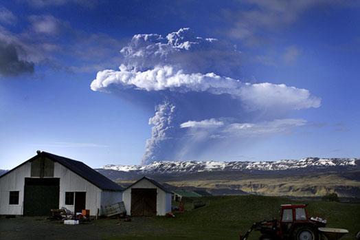 Grimsvētna vulkāns kura... Autors: zjozefiine Dabas katastrofas gada laikā!