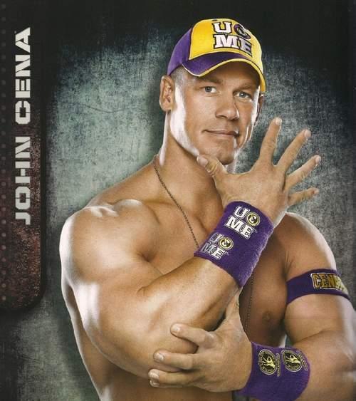 John Cena Autors: TripleH WWE-John Cena