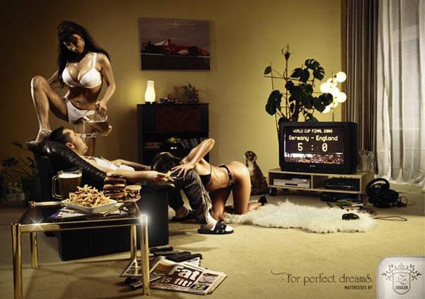 Ziegler Mans Perfect Dream  ... Autors: kailavista Sexy Ads