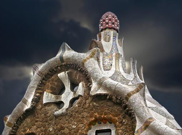 Domu ēka  Atrodas Barcelonā... Autors: battery Interesantākās ēkas pasaulē.