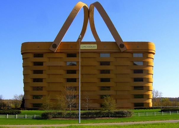 Groza ēka  Atrodas Ohio štatā... Autors: battery Interesantākās ēkas pasaulē.