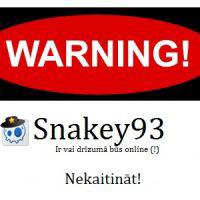 nbspNe tik vairāk bet saistīts... Autors: snakey93 Vai tu zini kā ir būt redaktoram?