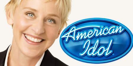 Viņa arī bija viena no žūrijas... Autors: učipuči Ellen DeGeneres
