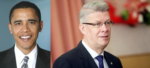 ASV un Latvijas prezidenti Autors: colorful ASV-Latvija