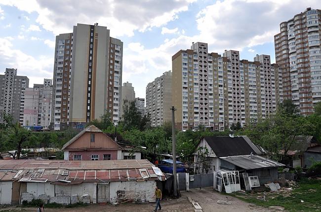 Jautāsiet kāpēc šāds skats ir... Autors: ainiss13 Ukrainas galvaspilsēta???