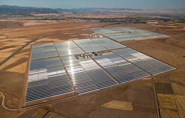 Saules enerģiju var uzkrāt... Autors: Pončo 8 metodes kā uzkrāt ilgtspējīgu enerģiju