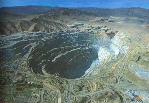 Chuquicamata Copper Mine ... Autors: IAMsoLAME lielakie caurumi zeme