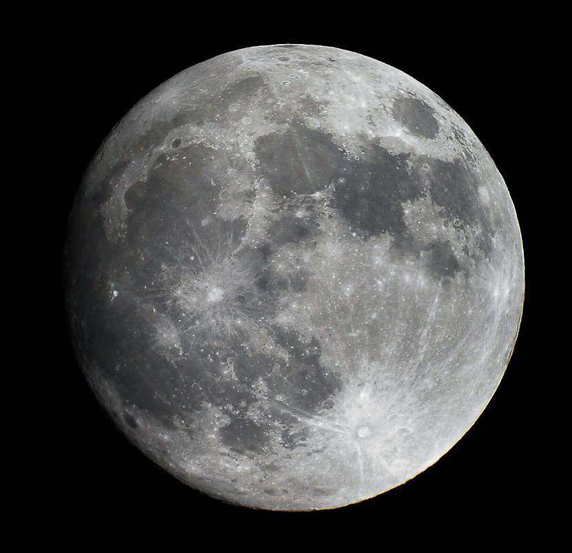 Mēness ir izveidojies no... Autors: ML Neticami, bet fakts - 7. Beigas.