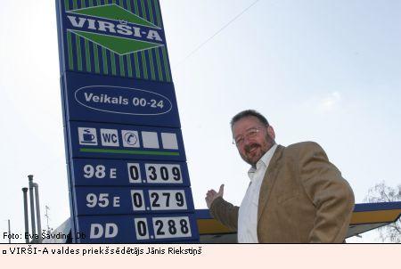 degvielas cenas bija ļoti... Autors: phroN Pirms kāda laika, kad mēs bijām priecīgi...
