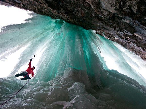 Kāpšana pa fjordiem Norvēģija Autors: Reverss Ekstrēmākie sporta veidi pasaulē.