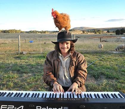Chooka brālis Adams... Autors: Fosilija Jaunais Mocarts no Austrālijas