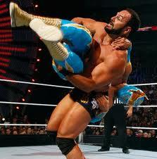 Sin Cara defChavo Guerrero Autors: GreatLauris WWE Over The Limit 2011 results