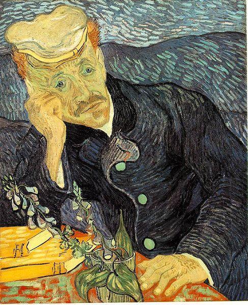 Nr 4 Portrait of Dr Gachet... Autors: Pūpols Top 10 dārgākās gleznas