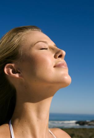 Ieelpo dziļi Dziļa elpošana... Autors: Miegamicis 5 veidi, kā justies labāk