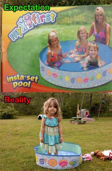 Autors: pofig Iedomas vs Realitāte