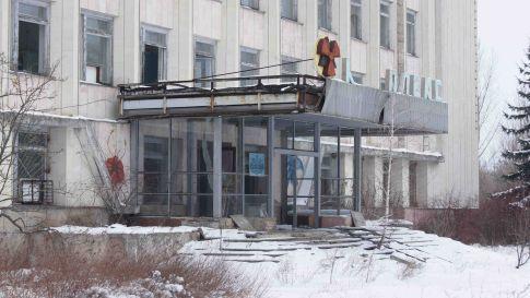 Viesnīca Pripjatā Autors: meanputra Černobiļa vs. Fukushima