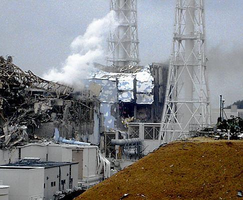 Fukušimas sprāgušais... Autors: meanputra Černobiļa vs. Fukushima