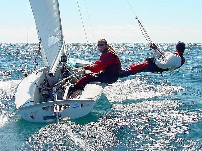 Sailing jeb burāšana Burāšana... Autors: Čiekuriņš Ekstrēmie sporta vedi.