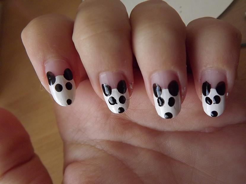 Un tā viesiem nagiem Autors: Fields Pandiņas uz nagiem!
