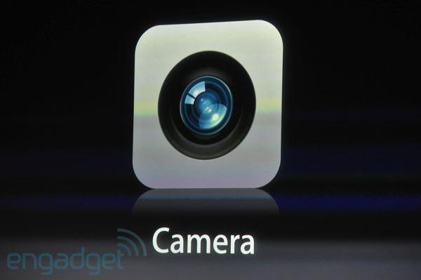 Kamera būs 8Mpx un 1080p video... Autors: Zin Jaunais iPhone......