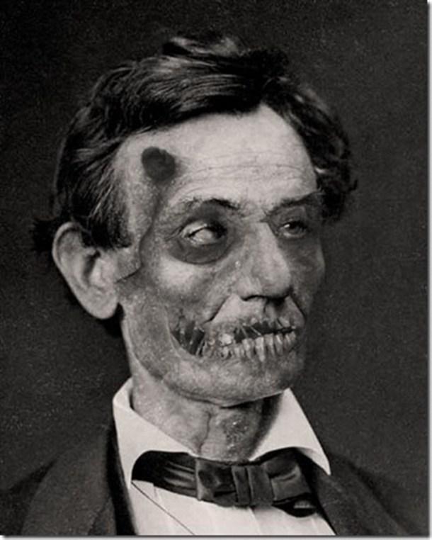 Abraham Lincoln Autors: Shiroi Tenshi 10 Slavenības kā zombiji.