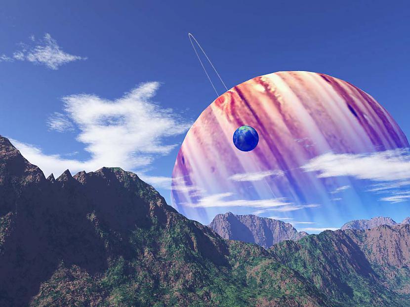 Zintnieki ir atklājuši vairāk... Autors: fischer Uz Gliese 581g varētu dzīvot?