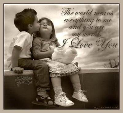 Es zinu ka īsta mīlestība... Autors: kriisty7 I ♥ U