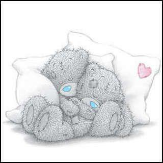 Mums katram sirdī ir lācītis... Autors: kriisty7 I ♥ U