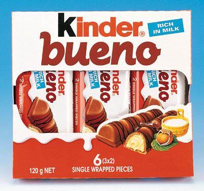 kinder Autors: martak Pirktākie saldumi tai skaitā dzērieni !!