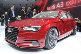 No tehniskajiem jaunievedumiem... Autors: HHRonis Jaunajam Audi A3 būs atslēdzami cilindri.