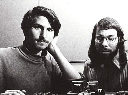Džobss un viņa draugs Stīvs 10... Autors: noisyone R.I.P Steve Jobs