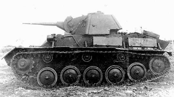 Krievu T70 Autors: Bucitis1 2.P.K vācu un krievu tanku salīdzinājums (1.daļa)