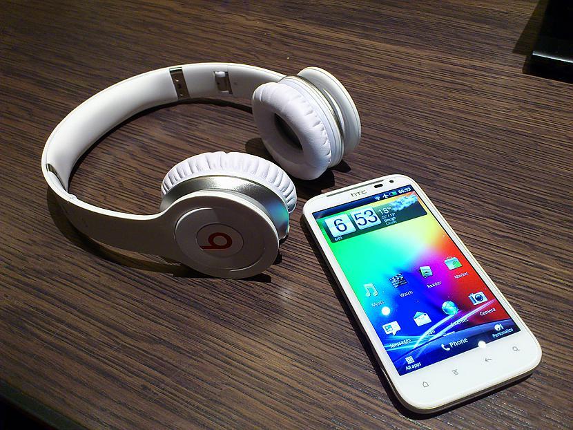 Eiropā HTC ierobežotā daudzumā... Autors: JankeliS Jaunais HTC Sensation XL